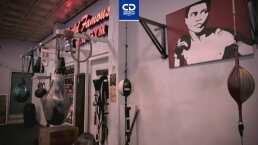 ¡Mítico! El 5th Street Gym, lugar donde entrenó Muhammad Ali