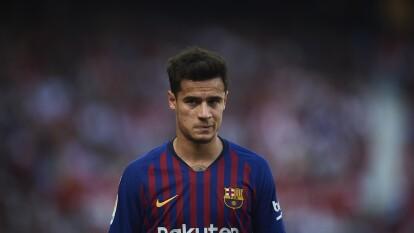 Guillermo Amor, portavoz del FC Barcelona, confirmó el principio de acuerdo con el Bayern Munich para la cesión por una temporada de Coutinho.