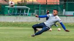 Cruz Azul sanciona a 'Cabecita' Rodríguez; no jugará ante Pachuca