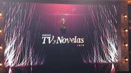 'La Usurpadora' arrasa en la ceremonia especial de Premios TVyNovelas