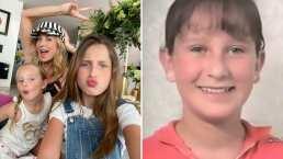 Sale a la luz video de Geraldine Bazán de niña y sorprende su parecido con su hija mayor