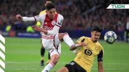 Edson Álvarez, a la banca para enfrentar el Chelsea