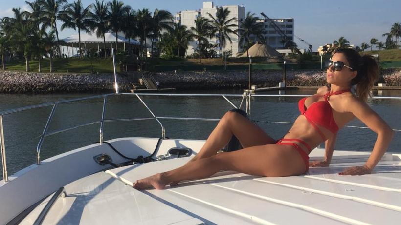 IMPERDIBLE: ¡Aleida Núñez sí se anima a grabarse!