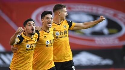 Wolverhampton se estrena con victoria en la Premier League