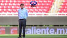 Las estadísticas que dejó Luis Fernando Tena en su paso por Chivas