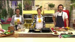 Cocina Chef Oropeza HOY 8 septiembre 2014