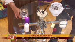 Feng shui: ¡Honra a tus seres queridos todo el año con este altar!