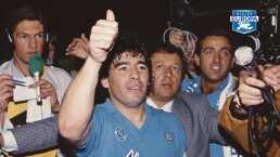 El impacto de Maradona en el Napoli y todo Italia