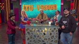 Los Tu-vasos (El ensayo): Vielka Valenzuela se transforma en #LadyHuevosDeGallina
