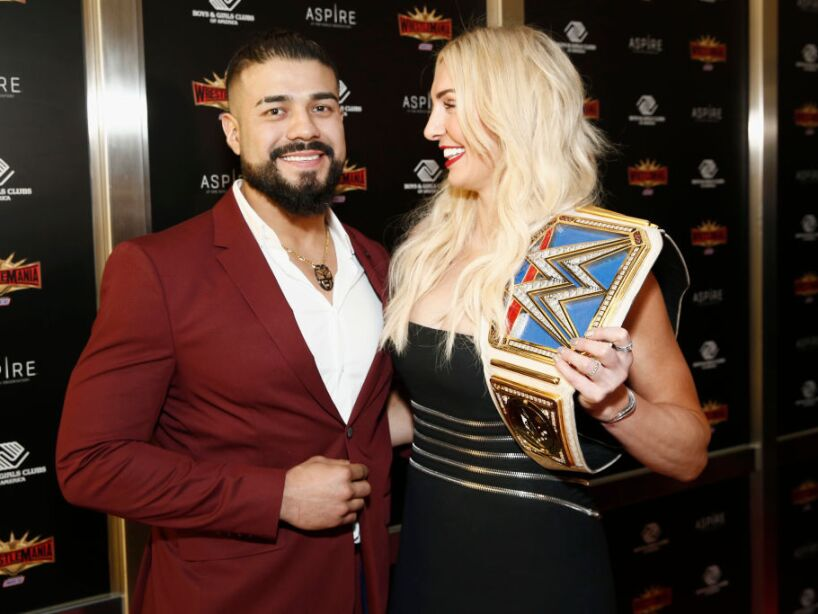 WWE Superstars For Hope Reception 2019