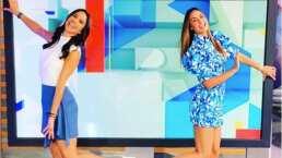 Desde el noticiero, Paola Rojas y Odalys Ramírez encienden TikTok con atrevidos movimientos de caderas