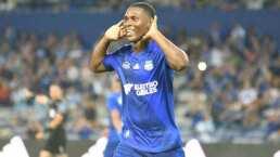 El 'Benzema' ecuatoriano: Así juega Brayan Angulo, la gran apuesta de Cruz Azul