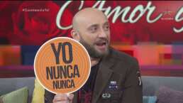 'Yo nunca, nunca': Así es en realidad Darío Ripoll como vecino