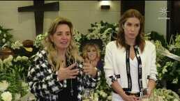 """Andrea Escalona da el último adiós a su madre, Magda Rodríguez: """"Veo el legado que deja y me siento súper orgullosa"""""""