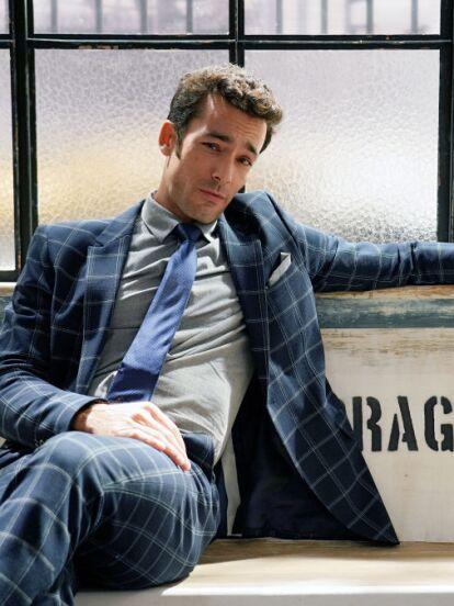 Aarón Díaz es uno de los galanes de telenovelas más queridos por el público al protagonizar historias como: 'El Juego de la Vida', 'Clase 406' y 'Lola, Érase Una Vez'.