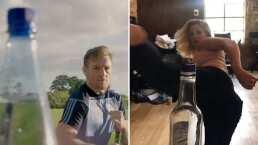 Conor McGregor, Ellie Goulding y otros famosos que hacen el #BottleCapChallenge