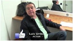 Los secretos del camerino de Luis Uribe