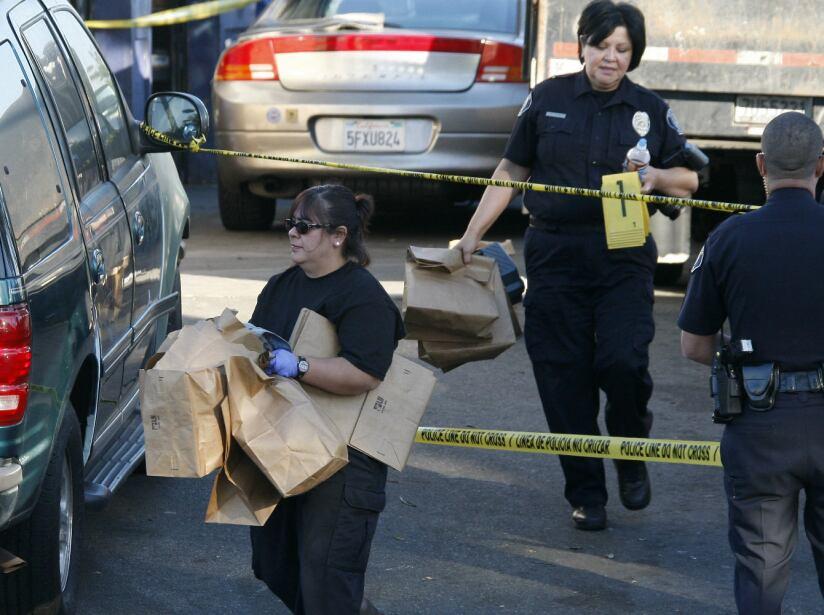Richard Trenton Chase. El Vampiro de Sacramento mató a 6 personas en un mes y después se bañó en la sangre de una de sus víctimas.