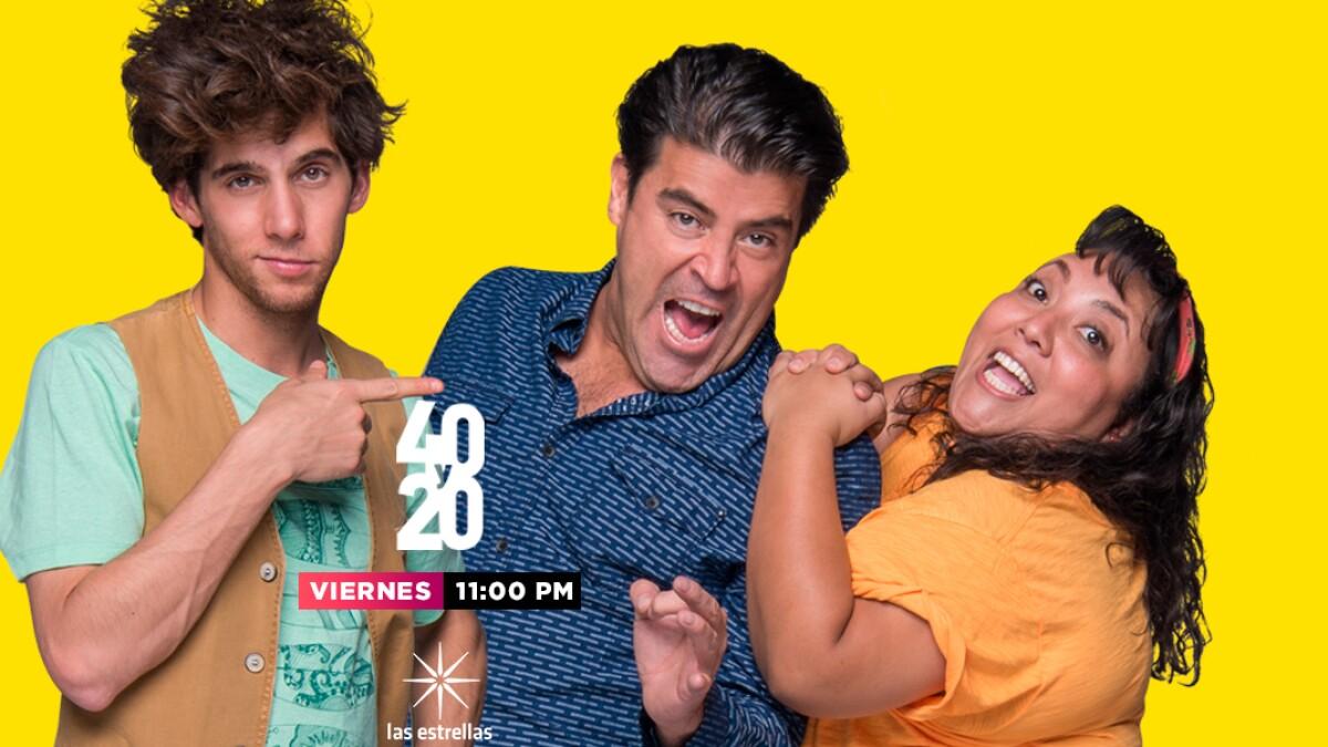 40 y 20 | 40-y-20 | Las Estrellas TV