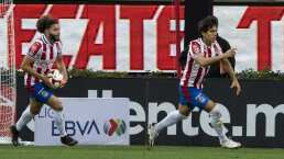 JJ Macías tiene mejor racha goleadora en Chivas desde 2010
