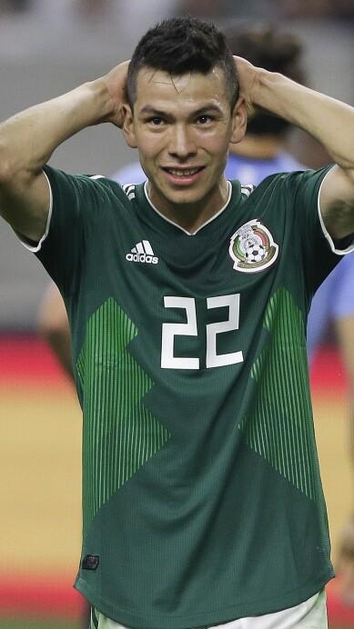 Mexico v Uruguay - International Friendly