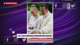 J.Lo y Alex Rodríguez se reencuentran tras anunciar el fin de su relación