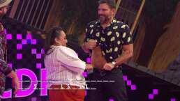 ¡Qué abusada! Michelle Rodríguez le metió hielos al fufú del invitado