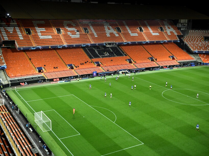 Valencia CF v Atalanta - UEFA Champions League Round of 16: Second Leg