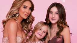 Geraldine Bazán confiesa que su hija Elissa ya usa su ropa de lo grande que está