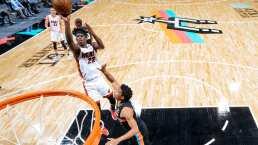 Adebayo y Butler le dan triunfo al Miami Heat sobre los Spurs