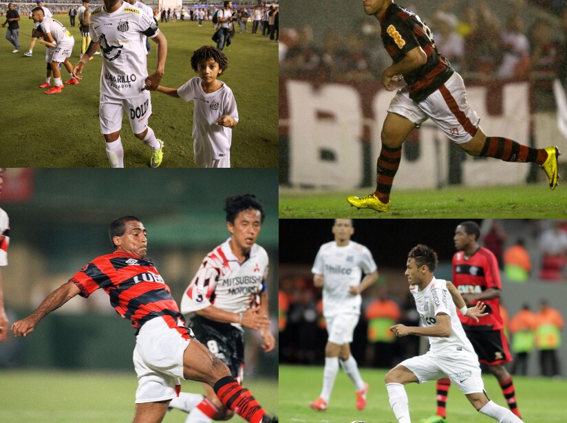 Los brasileños que prometían emular a Pelé y todo quedó ahí.