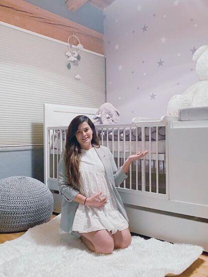 La cuenta regresiva para su debut como mamá ya comenzó y Mariana Echeverría está más que lista con la habitación del bebé, el clóset y ahora hasta con el arreglito estético con el que quiere recibir a Lucca.
