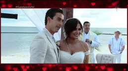 Esta fue la sorpresa que le preparó Mariana Echeverría a su esposo para el Día de San Valentín