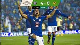Futbol Retro | ¡Qué arrollada de La Máquina! Cruz Azul vapuleó 4-0 al América