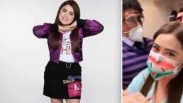 Mariana Botas tiene la personalidad como Chiky Bombom y le entra a reto fit