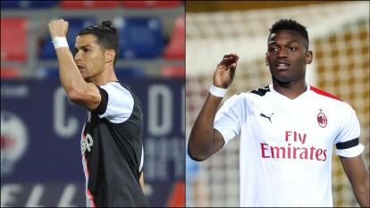 Juventus y Milan se impusieron con relativa facilidad ante Bologna y Lecce, mientras Fiorentina no pudo en casa.