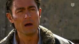 'José Miguel' se entera que 'Rosendo' es su padre