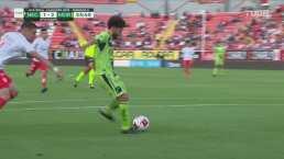 ¡San Hugo González! Evita de forma milagrosa otro gol