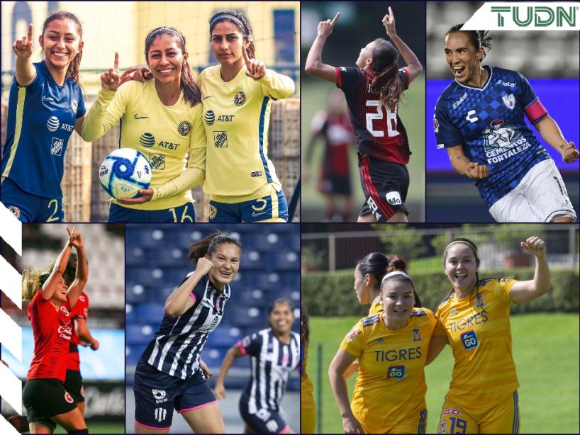 Están definidos los ocho equipos clasificados a la Liguilla