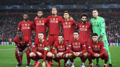 A pesar de su derrota en manos del Atlético de Madrid durante la Champions League, el Liverpool es el número uno de este estudio, pues su plantilla se valúa en 1,405 millones de euros.
