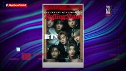 BTS hace historia al aparecer en la portada de la revista Rolling Stone