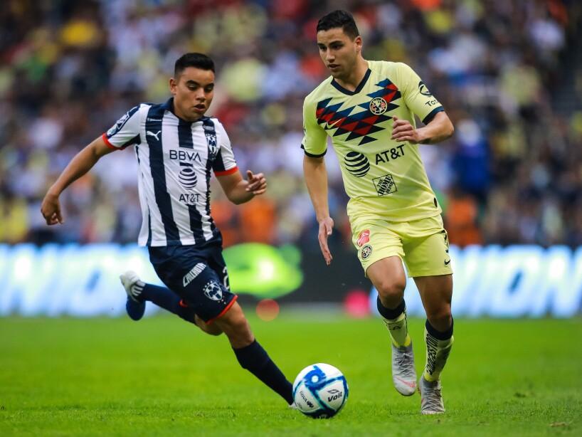 America v Monterrey - Torneo Apertura 2019 Liga MX