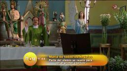 María de todos los Ángeles estrenó la segunda temporada