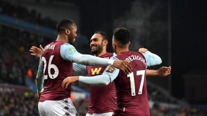 Aston Villa fue la sorpresa de la ronda de Cuartos de Final al vencer 5-0 a un Liverpool que jugó con un cuadro alternativo. Aston Villa 5-0 Liverpool | En el Villa Park, Neil Critchley relevó a Klopp y Liverpool sufrió de más.