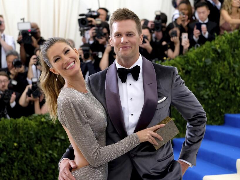 Gisele Bundchen, Tom Brady