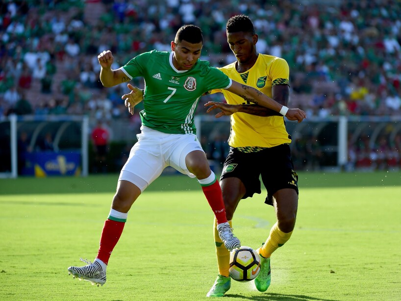 Semifinal2 - 2017 CONCACAF Gold Cup