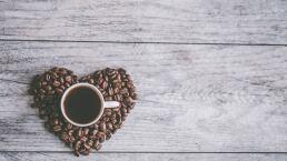Hechizo de café para que piense en ti