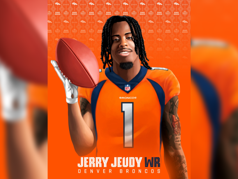Jerry Jeudy, NFL Draft, 1.png