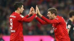 Müller considera a Lewandowski mejor que CR7
