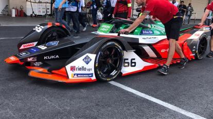 El Autódromo Hermanos Rodríguez se alista para celebrar por quinta vez, el ABB FIA Formula E Championship.